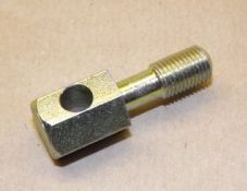Side stalk retaining nut.